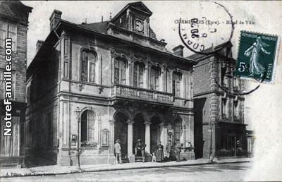 cartes-postales-Hotel-de-Ville-CORMEILLES-27260-740-20070711-e8m2i2z3w2v9t2t4y3y4.jpg-1-maxi