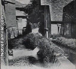 CORMEILLES HIER 17 moulin